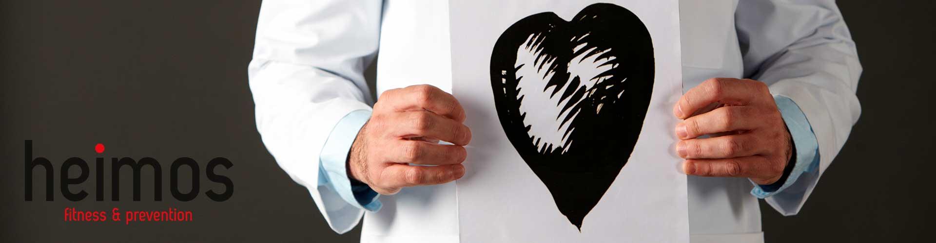 Cardio- und Rehatraining für Herzpatienten