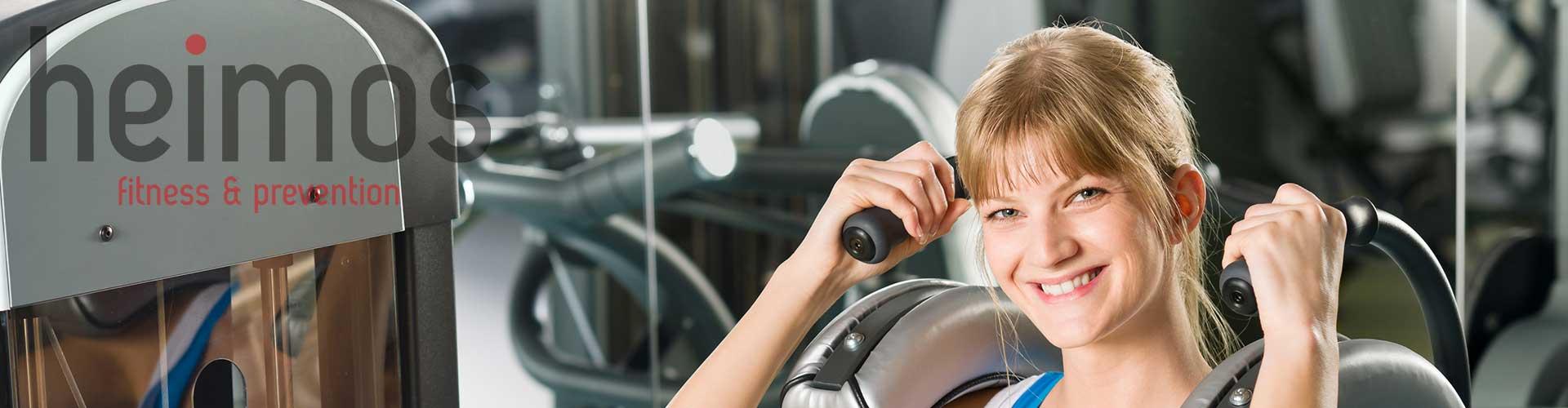 Karriere bei heimos fitness und prevention
