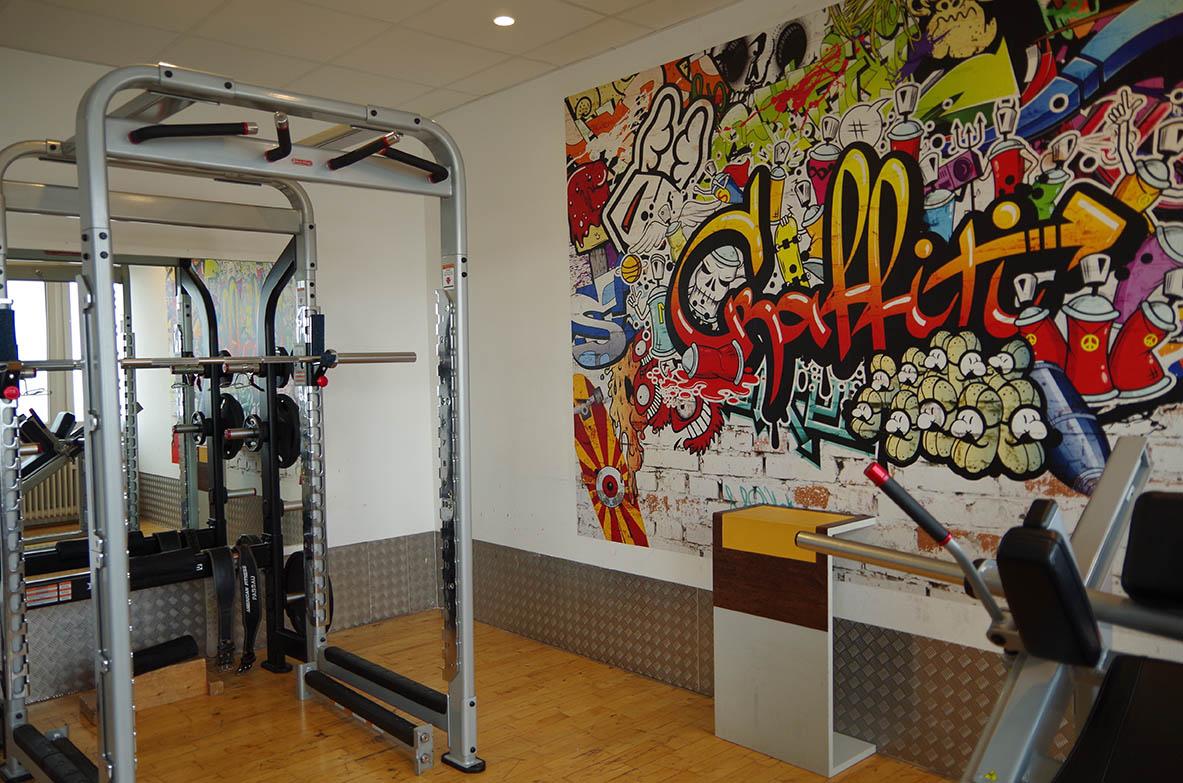 Bodybuilding mit den neuen Geräten