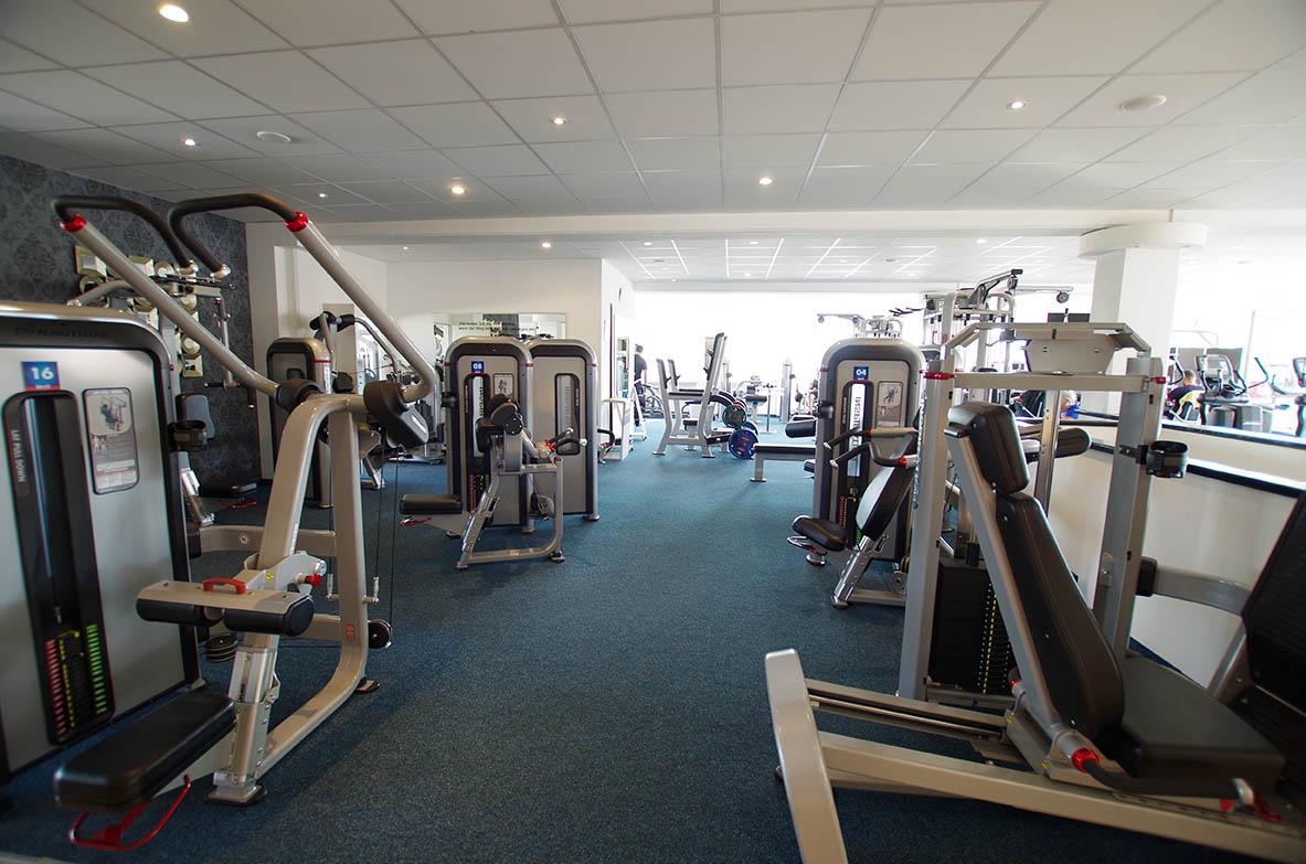 Fitnessstudio in Passau wurde komplett renoviert