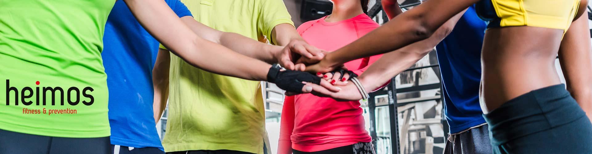 Team vom Fitnessstudio Passau